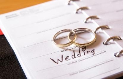 Consejos para organizar una boda
